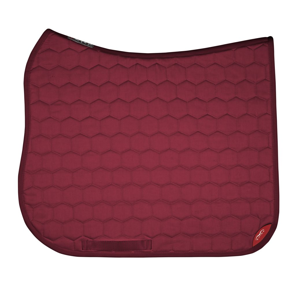 Animo Italia's classic dressage saddle cloth